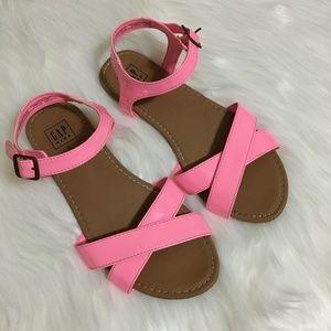 GAP Girls Sandals in EUC